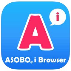 出会い系「ASOBO」のロゴ