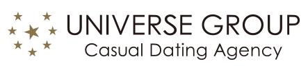 交際クラブ「ユニバース」のロゴ