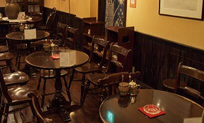 仙台でパパ活におすすめなちょっとリッチなカフェ「ホシヤマ珈琲店 本店」