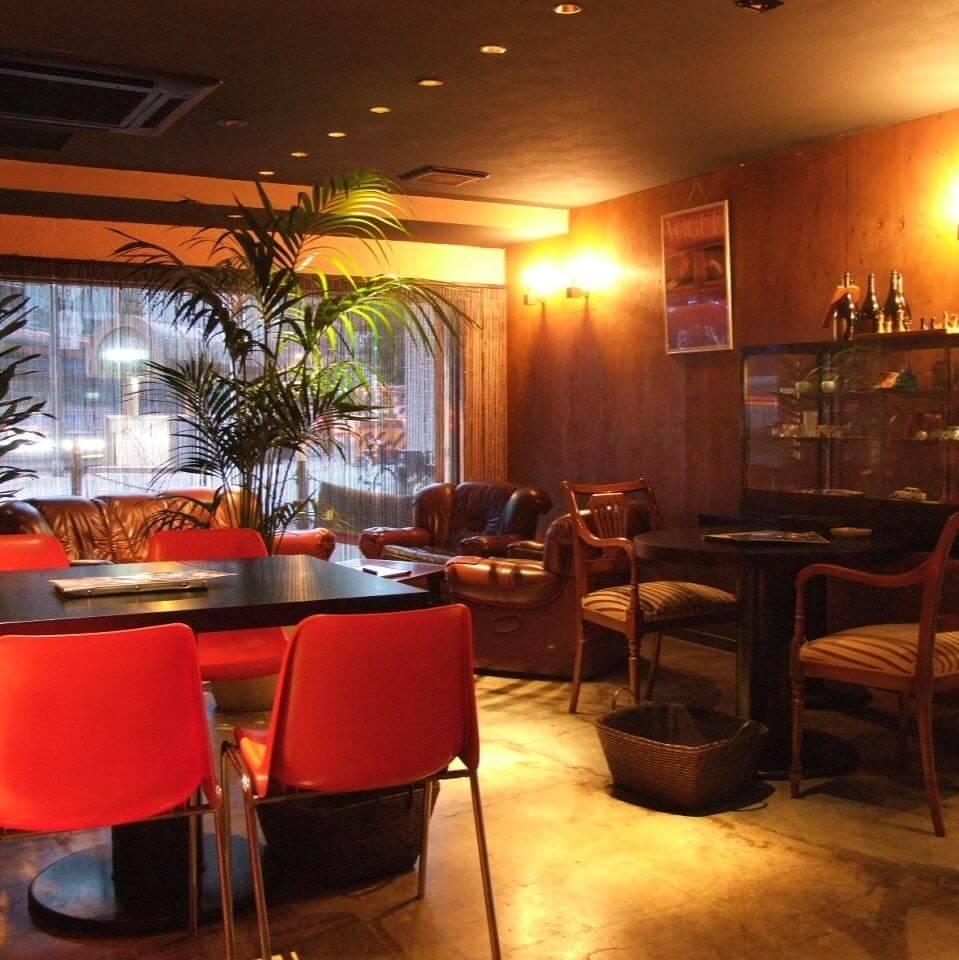 大阪のパパ活におすすめなちょっとリッチなカフェ「cafe cocodoco カフェ ココドコ」