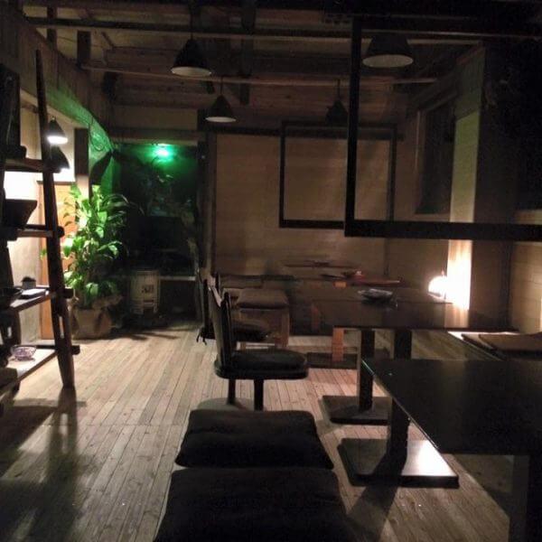 鹿児島でパパ活におすすめなちょっとリッチなカフェ「草木塔」