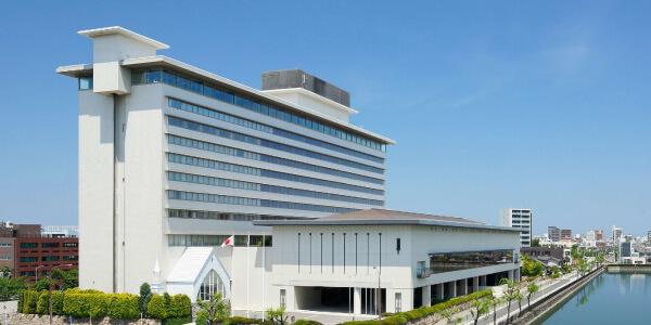 名古屋でパパ活におすすめなホテル「ホテルナゴヤキャッスル」