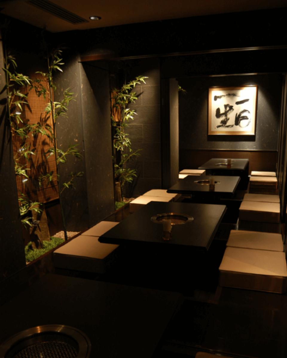 仙台駅前でギャラ飲みにおすすめなお店「米沢牛焼肉 仙台仔虎」
