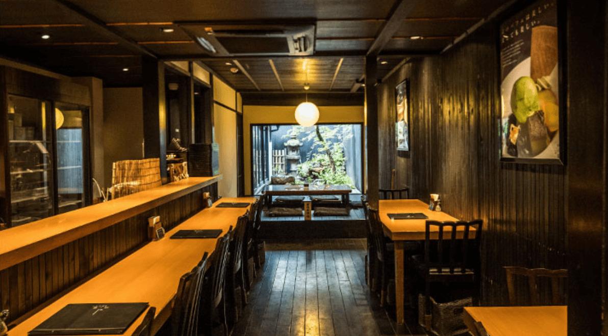 京都でパパ活におすすめなちょっとリッチなカフェ「錦一葉」