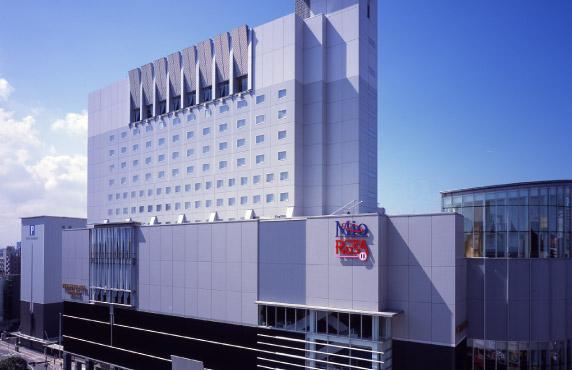 千葉でパパ活におすすめなホテル「京成ホテルミラマーレ」