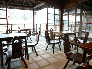 三重でパパ活におすすめなちょっとリッチなカフェ「五十鈴川カフェ」