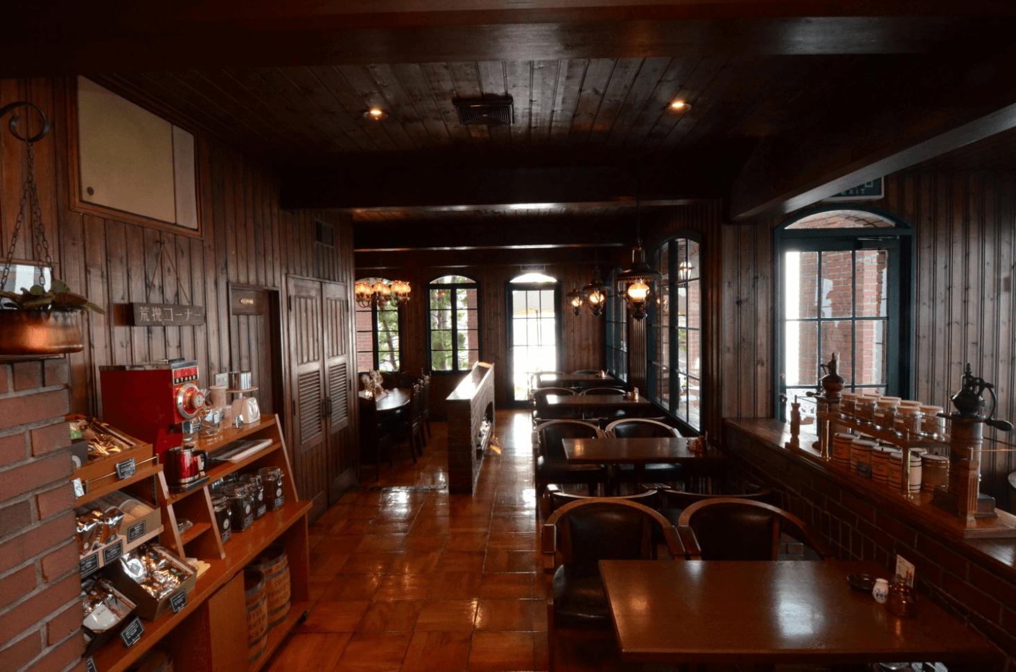 島根でパパ活におすすめちょっとリッチなカフェ「珈琲館 湖北店」