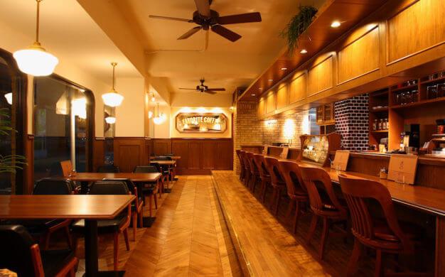 和歌山でパパ活におすすめなちょっとリッチカフェ「FAVORITE COFFEE wakayama」