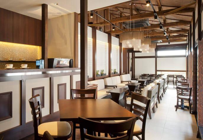 埼玉でパパ活におすすめなちょっとリッチなカフェ「HATSUNEYA GARDEN CAFE」