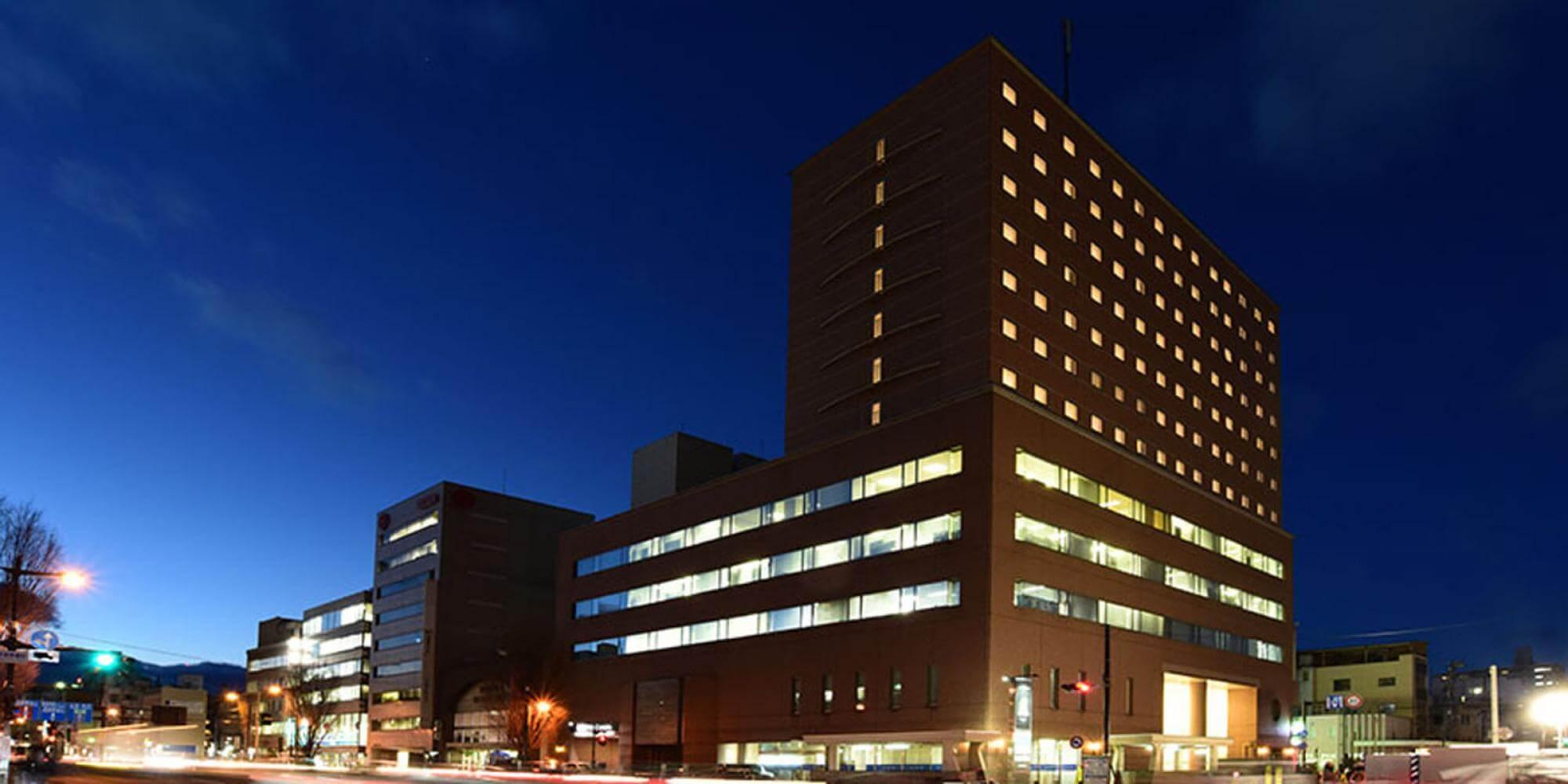 福島でパパ活におすすめなホテル「HOTEL SANKYO FUKUSHIMA」