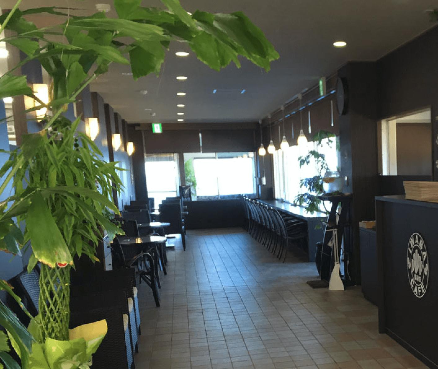 福井でパパ活におすすめなちょっとリッチなカフェ「IWABA CAFE」
