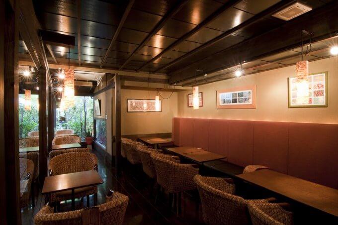 愛媛でパパ活におすすめなちょっとリッチなカフェ「道後の町屋」