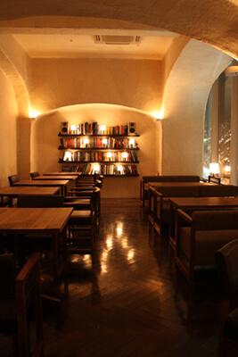 青森でパパ活におすすめなちょっとリッチなカフェ「cafe bar BLUCE」